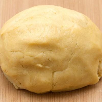 Pâte sucrée - La base d'une bonne tarte, c'est avant tout une bonne pâte.