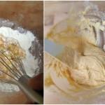 Tarte Tropézienne – Préparation de la pâte. (Photo : Le bon Chef).