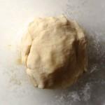 Gnocchis de pommes de terre - Le mélange doit être souple.