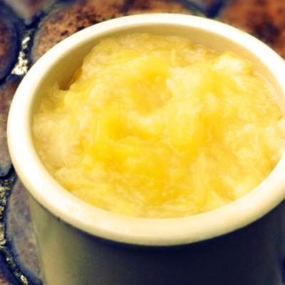 Compote pomme banane maison - cette compote, est un vrai délice à préparer pour les petits, à l'heure du goûter ou au petit-déjeuner !