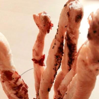 Allumettes apéritives - Faites plaisir à vos invités en préparant de délicieux apéritifs.