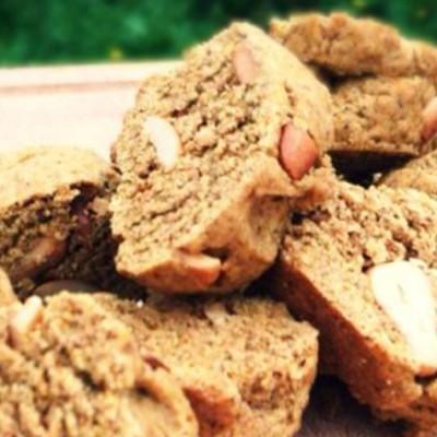 Biscuits aux noix de cajou - Des biscuits délicieux pour un apéritif léger.