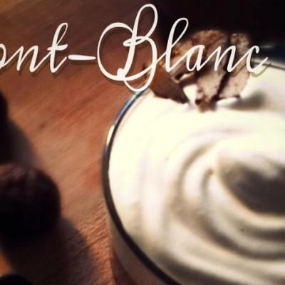 Mont-Blanc - Voici un vrai dessert d'automne plein de finesse et de saveurs subtiles.