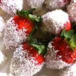 Coco-fraises - Elles se réalisent si rapidement qu'il serait vraiment dommage de s'en priver en toute occasion !
