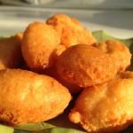 Beignets de parmesan - Ces beignets surprendront vos invités et régaleront vos papilles.