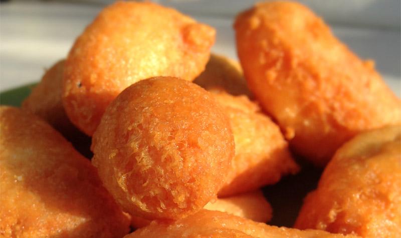 Beignets de parmesan - Parfaits en apéritif, ils surprendront vos convives.