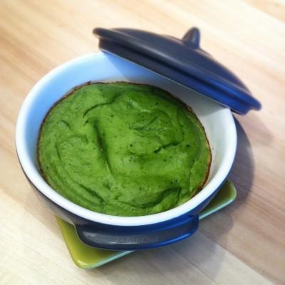 Flan aux brocolis - Cette recette permet de proposer, notamment aux enfants, de manger des brocolis dans un appétissant flan !