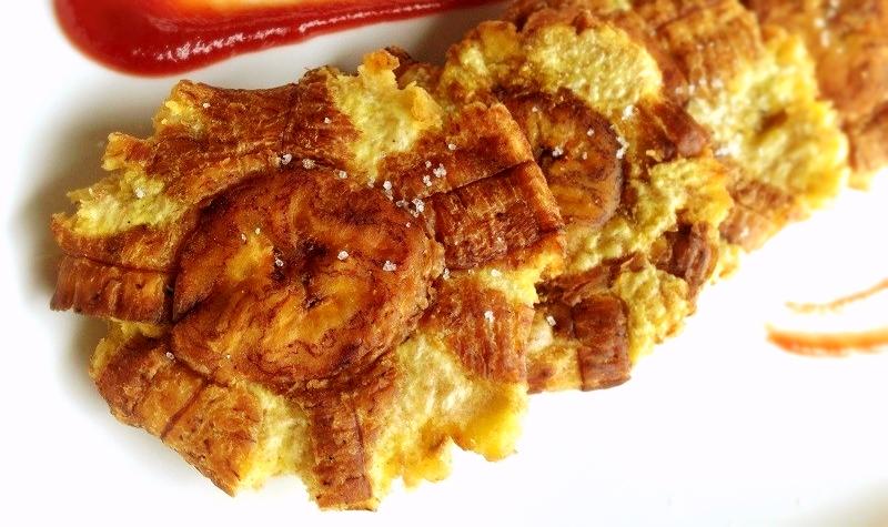 Frites de banane plantain - Attachez vos ceintures ! Cette recette vous plonge au cœur de l'Amérique latine. A déguster sans modération !