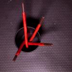 Sabres lasers (Star Wars) - Le sabre laser rouge est une arme principalement utilisée par les Sith, disciples du côté obscur de la Force. (Photo : Elodie Davis).