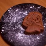 Dark Vador extraordinairement chocolat (Star Wars) - Laissez-vous séduire en préparant le délicieux Dark Vador, c'est fort en chocolat. (Photo : Elodie Davis).