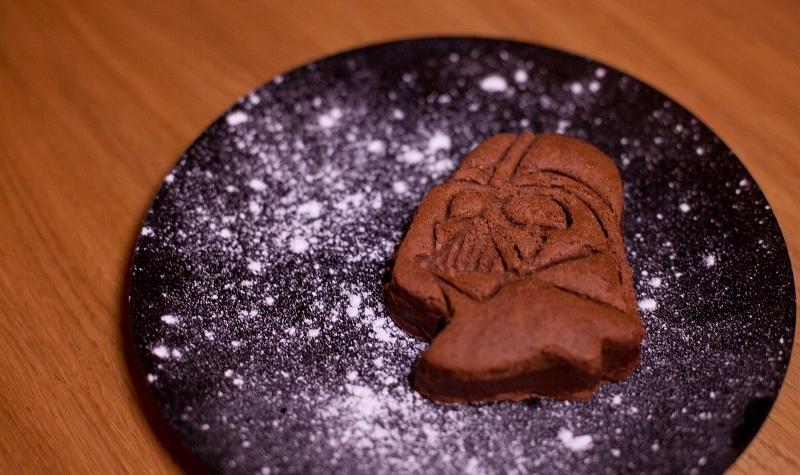 Dark Vador extraordinairement chocolat - Laissez-vous séduire en préparant le délicieux Dark Vador, c'est fort en chocolat! (Photo : Elodie Davis).
