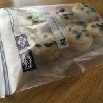 Bun aux graines de courge - Placer les buns dans un sac de congélation avec fermeture zippée pour les garder moelleux.