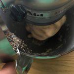 Bun aux graines de courge - Ajouter les graines de sésame et de pavot. Mélanger jusqu'à ce qu'ils soient bien incorporés.