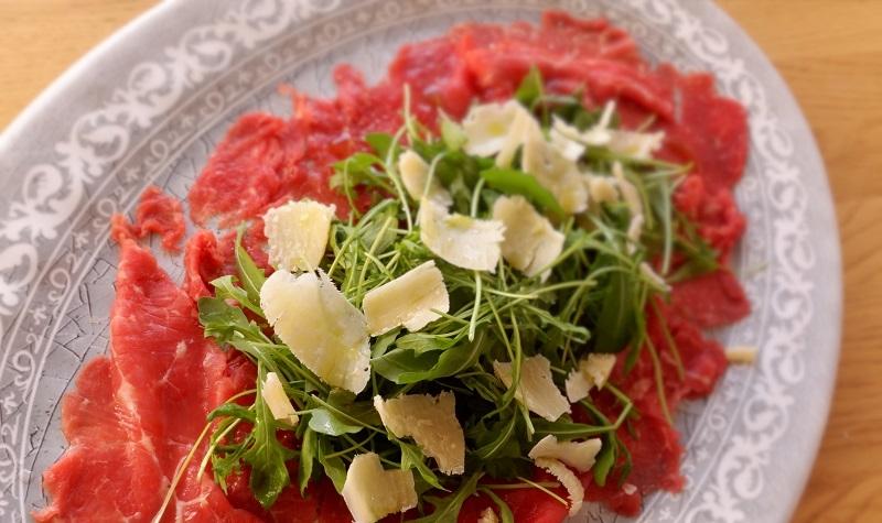 Une savoureuse et délicate entrée italienne pour impressionner vos amis lors d'un repas de fête...