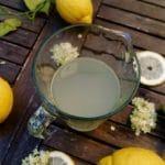 Boisson aux fleurs de sureau - Une boisson florale et bonne pour la santé !